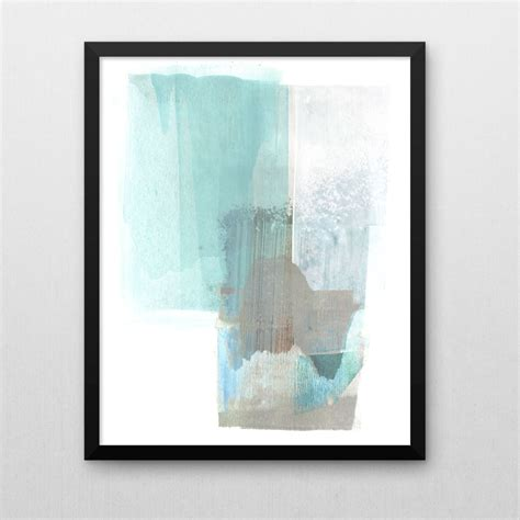 Blue and brown paint ideas ideas : Best 15+ of Blue And Brown Abstract Wall Art
