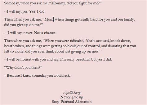 parental alienation quotes quotesgram