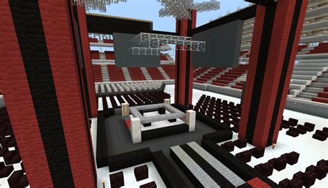 Wrestling Arena [creation]