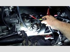 How to easily change 335d glow plug controller YouTube
