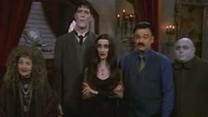 """The New Addams Family images """"We get the strangest people ..."""
