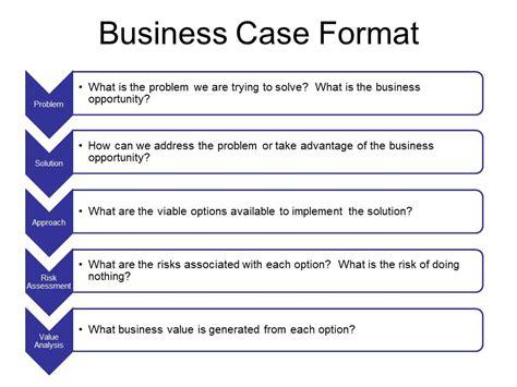 business case template fotolip