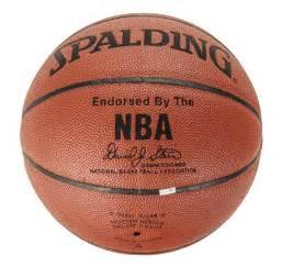 lot detail wilt chamberlain signed official nba basketball