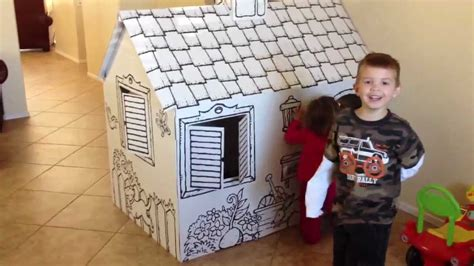 How To Build A Simple Playhouse Best Indoor For Toddler