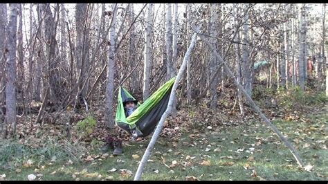 Hammock One Tree by Hang A Hammock Without Any Trees