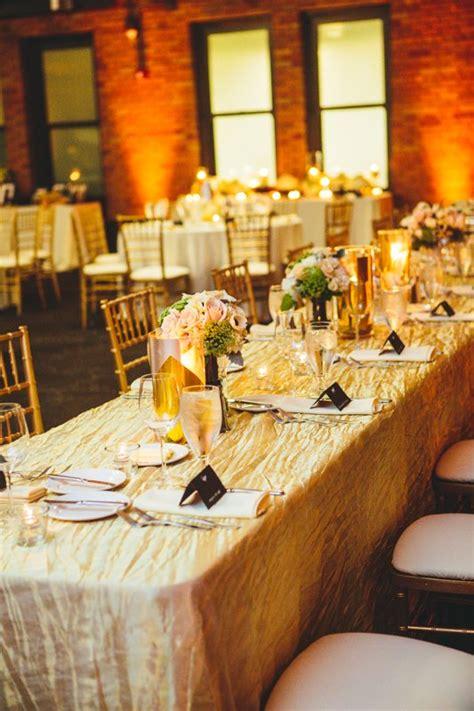 gold black wedding reception elizabeth anne designs