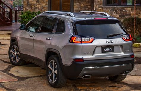 jeep compass limited blue 2019 jeep cherokee the daily drive consumer guide