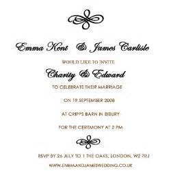 wedding words wedding invitation wording etiquette