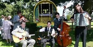 Vintage style gypsy jazz band | Vintage Wedding ...