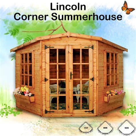 garden sheds lincoln popular summerhouses lincoln corner summerhouse birstall