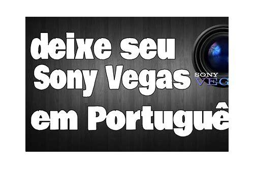 sony vegas pro efeito baixar gratuito em portugues
