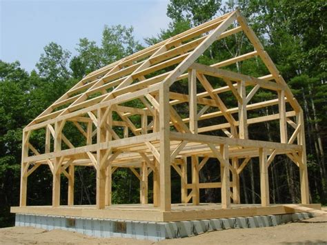 Small A Frame House by Best Timber Frame Homes Small Timber Frame Homes A Frame