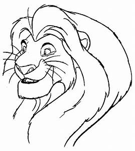 lk (8) Free Printable Lion King Coloring Pages