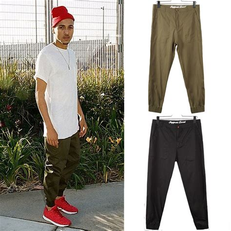 2014 HOT men jogger chino pants fashion mens outdoors sweatpants male hip pop sport pants ...