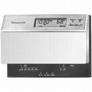 Honeywell T8611g2028 Residential Programmable Thermostat