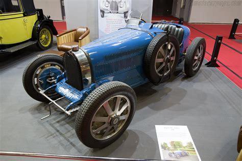 Bugatti Type 35B - Chassis: 4965 - 2016 Retromobile