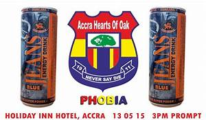 Giants energy drink company Blue Jeans Energy offer GHC 30000 financial reward to Hearts to ...