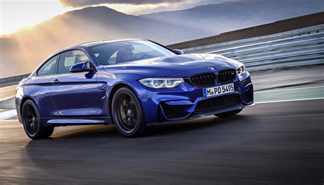 2018 Bmw M4 Cs Debuts With 460 Horsepower