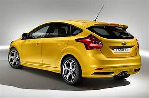 New Ford Focus St From  U00a321 995