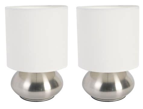versailles  pack lamp set table bedroom bedside white
