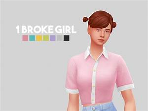 1 Broke Girl Sims 4 Updates Sims 4 Finds Sims 4