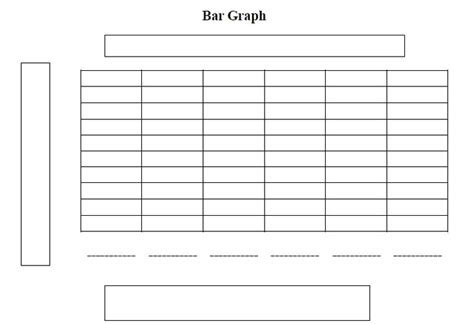 bar graph template printable bar charts free printables worksheets printable gift certificates in three