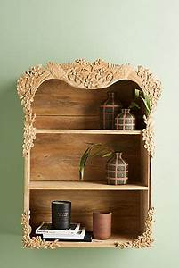 Decorative Shelf Brackets Shelving Units Anthropologie