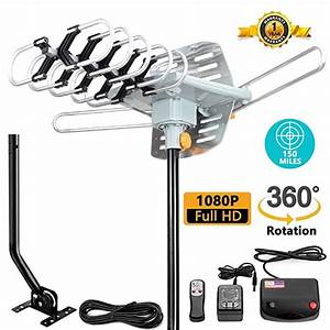 Buyer U0026 39 S Guide  The 8 Best Whole House Tv Antenna Reviews