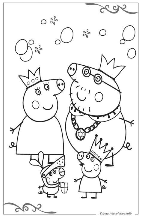 disegni da colorare e stare peppa pig 30 disegno casa di peppa pig da colorare disegni da