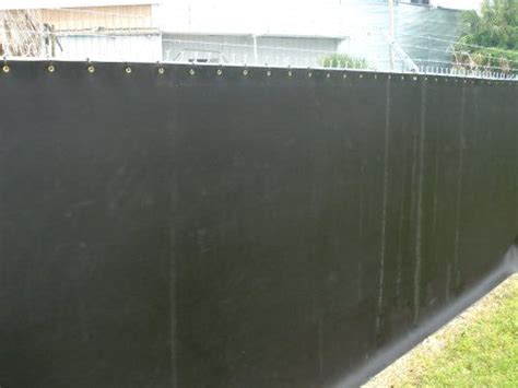 outdoor noise reduction fencing ideas fence fabric fence covers outdoor privacy screen noise reducing fence