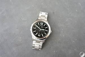 Montre Fossil Connectee : test de la fossil q founder la plus lourde des montres ~ Melissatoandfro.com Idées de Décoration