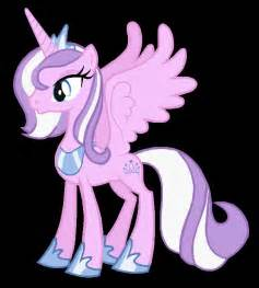 MLP Diamond Tiara Alicorn