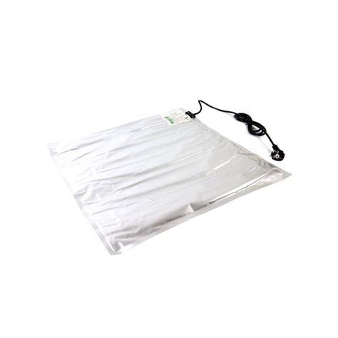 chauffage pour chambre de culture tapis chauffant romberg nappe de chauffage 95x95cm 135w