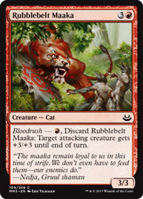 Gruul Deck Wins Modern by Bloodsoaked Chions And Mono Black Aggro By
