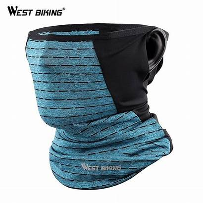 Mask Face Breathable Cool Summer Sports Skin