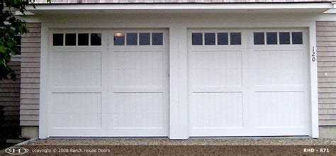 garage doors for ranch style homes ranch house doors product overview