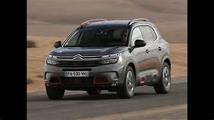 Citroën C5 Aircross Shine : essai citro n c5 aircross bluehdi 180 eat8 shine 2018 youtube ~ Medecine-chirurgie-esthetiques.com Avis de Voitures
