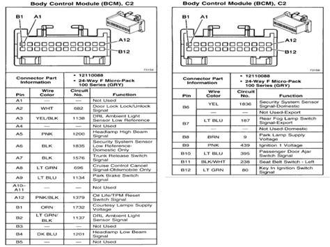 2007 Chevy Wire Diagram by Exciting 2007 Chevy Trailblazer Radio Wiring Diagram