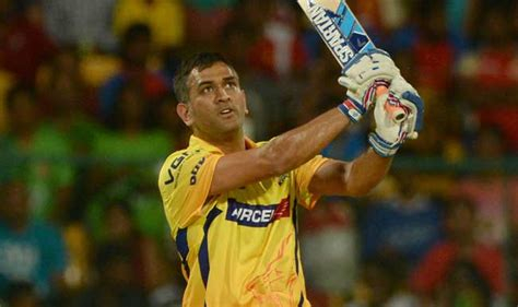 MS Dhoni | CSK | Chennai Super Kings | IPL | Governing ...