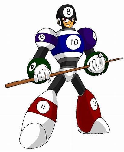 Billiard Robot Master Database