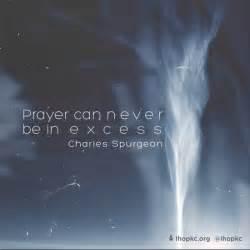 Charles Spurgeon Prayer Quotes