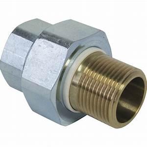 Raccord isolant diélectrique bimétallique EQUATION Leroy Merlin