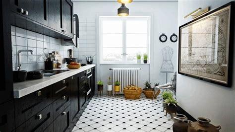 checkerboard kitchen floor checkerboard floor tiles fancy bright blue wooden coutner 2130