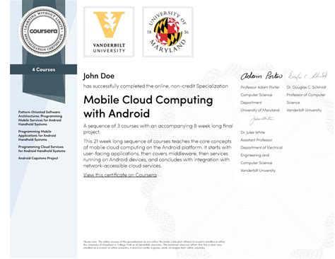 coursera sle certificate choice image certificate
