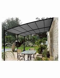 Tonnelle 4 X 3 : tonnelle de jardin tonnelle adoss e en fer forg ~ Edinachiropracticcenter.com Idées de Décoration