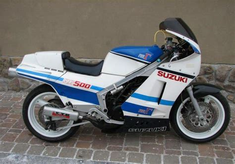 Suzuki Gamma by 1988 Suzuki Rg 500 Gamma Moto Zombdrive
