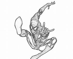 amazing spiderman coloring pages - spiderman coloring pages for kids bebo pandco