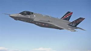 F-35 Stealth Fighter Jet Fires 181 Rounds a Minute