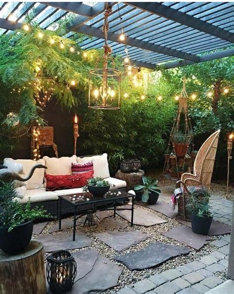 Back Yard Sitting Area Ideas