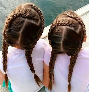 Cómo Hacer Peinados Con Trenzas Fáciles para Niña